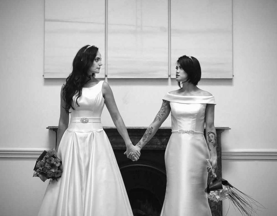 Rise Hall | Dine Venues | Gallery | Brides | LGBT Wedding