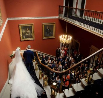Rise Hall | Dine Venues | Belvedere Hall | Grand Staircase