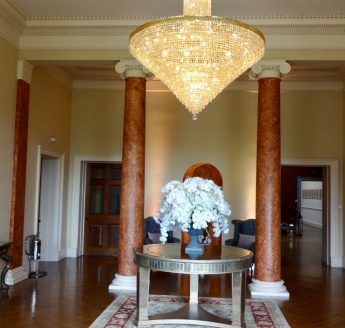 Rise Hall | Dine Venues | Entrance Hall