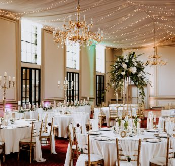 Rise Hall | Dine Venues | The Orangery | Peter Hugo Photography